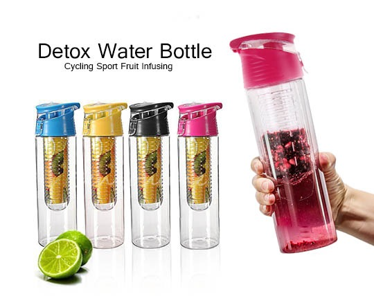 water-bottle-with-detox-water-fruit