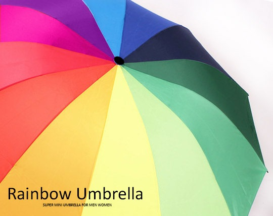 rainbow-folding-umbrella