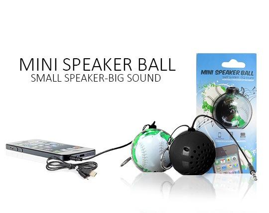 مینی اسپیکر همراه MINI BALL