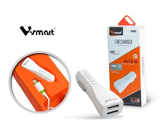 شارژر فندکی اورجینال VSmart VS12