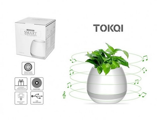smart-music-flower-pot-speaker-vector-music