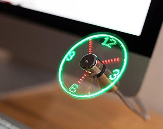 clock-fan-displays-usb-clock-fan