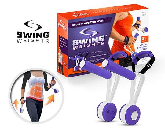 دمبل ورزشی دو تایی swing wights