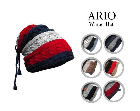 کلاه بافت زمستانی ARIO