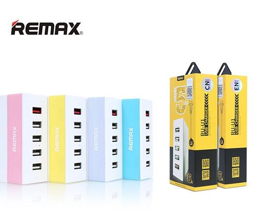 charger-hub-5-remax-u1-ports