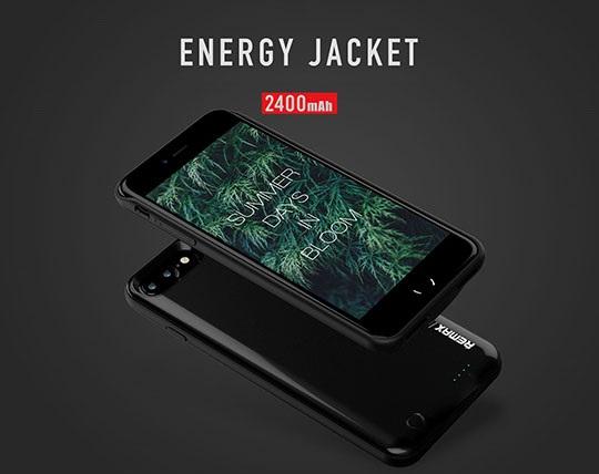 powerscribe-3400-iphone-7-plus-remax-energy-jacket