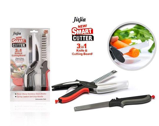قیچی همه کاره 6 در 1 آشپزخانه SMART CUTTER