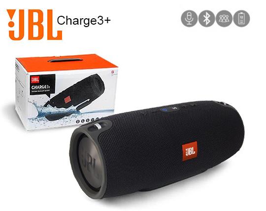 اسپیکر بلوتوث سایز بزرگ طرح JBL Charge3 plus