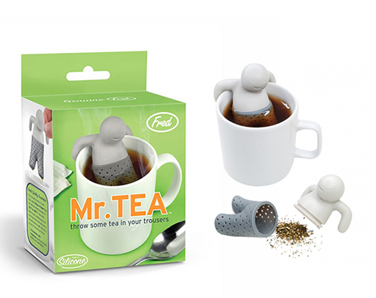 چای ساز سیلیکونی MrTea