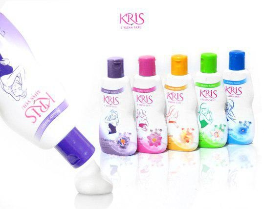 kris-body-aromatic-lotion