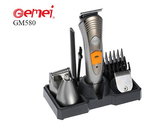 ست اصلاح و پیرایش 7 کاره GEMEI مدل GM580