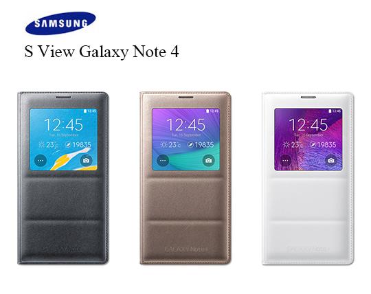 کیف کلاسوری سامسونگ Samsung Sview Note4