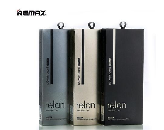 پاوربانک 10000 میلی آمپر Remax Relan RPP65