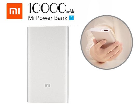 پاوربانک 10000 شیائومی مدل Mi Power Bank 2