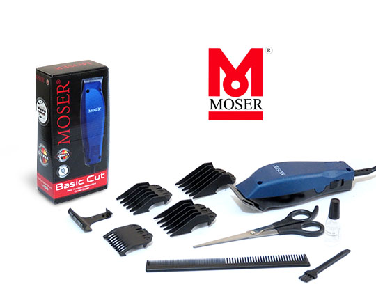 ریش تراش و موزر Moser Basic Cut
