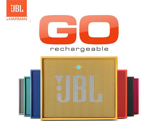 اسپیکر بلوتوثی قابل حمل JBL GO