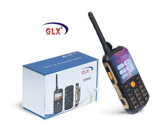 گوشی موبایل و دستگاه بیسیم GLX C6000