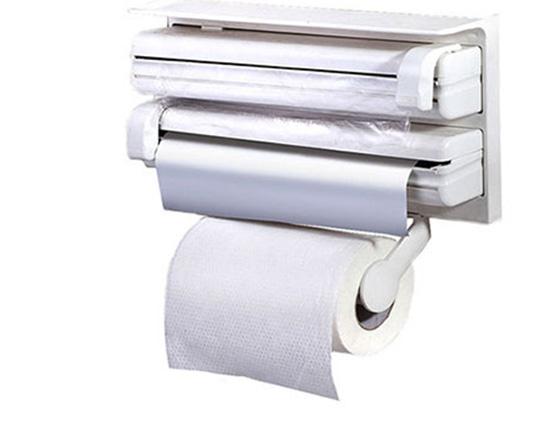 نگه دارنده دستمال سه کاره