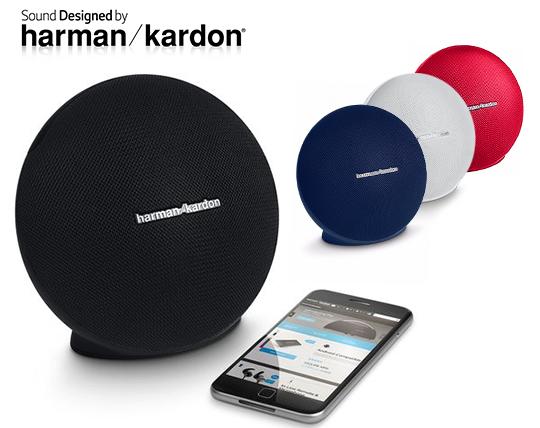 اسپیکر بلوتوثی طرح Harman Kardon Onyx Mini