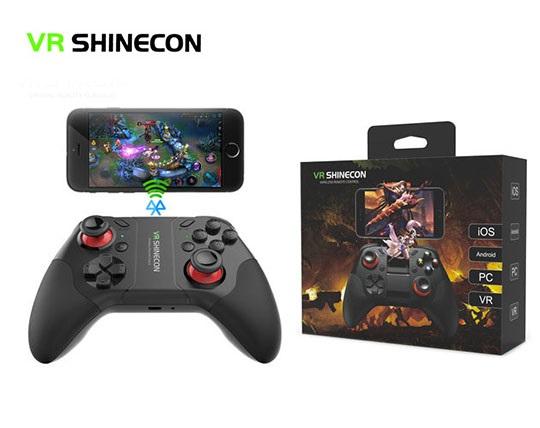 دسته بازی بلوتوثی VR Shinecon C07