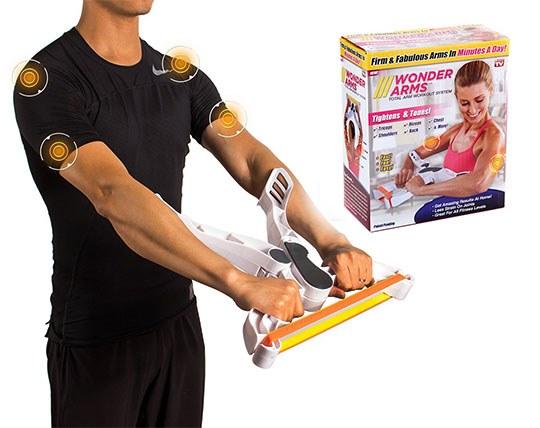 دستگاه چند منظوره تناسب اندام Wonder arms