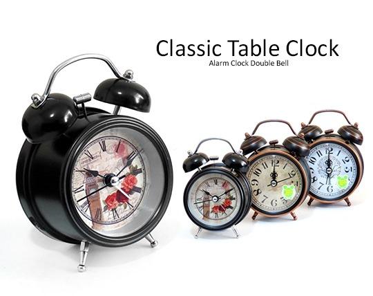 ساعت رومیزی کلاسیک شماته دار