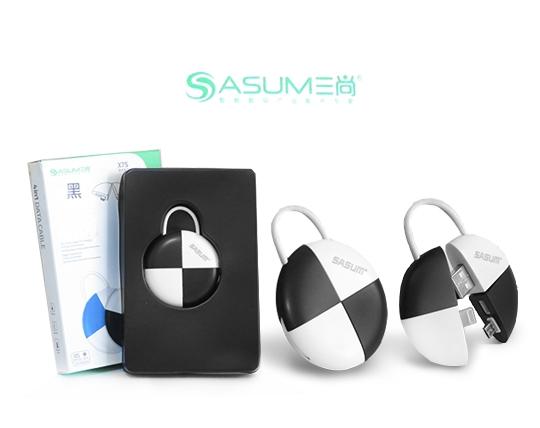 کابل شارژ و دیتای 4 کاره SASUME
