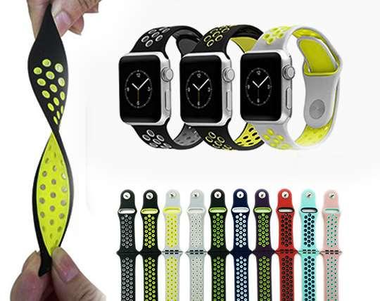 بند سیلیکونی اسپرت اپل واچ Apple Watch Band