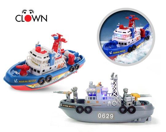 اسباب بازی قایق شناور HARBOUR BOAT