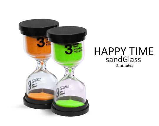 ساعت شنی شیشه ای Hourglass