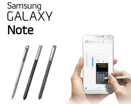 قلم لمسي سامسونگSamsung Galaxy Note