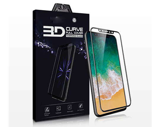 محافظ صفحه نمایش روفی Rofi 3D Tempered Glass