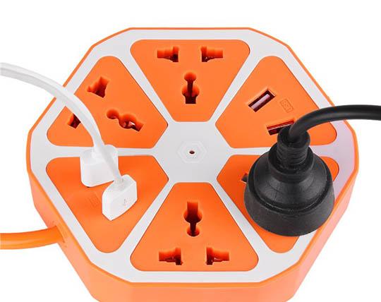 6-slot-hexagon-socket-multiple-sockets