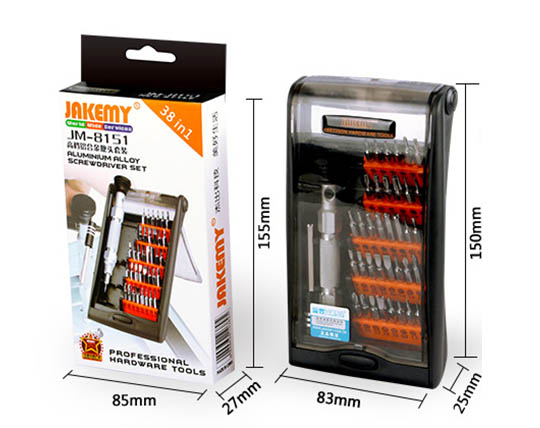 a-total-of-38-numerical-tools-and-screwdrivers-jakemy-jm8151