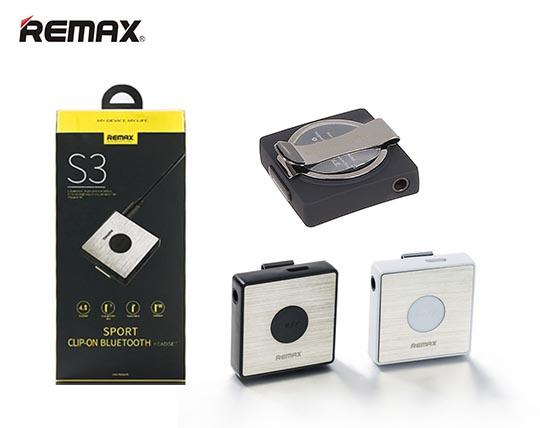 هدفون وایرلس ریمکس Remax S3 Sport Clip on