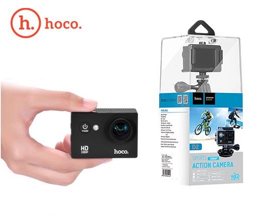 دوربین اسپرت ضد آب Hoco 1080P D2 Action Camera
