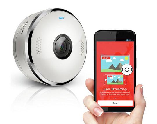 دوربین هوشمند Motorola Verve Cam Plus