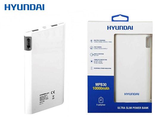 پاوربانک هیوندای مدل Hyundai MPB30