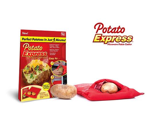 کیسه پخت سیب زمینی POTATO EXPRESS