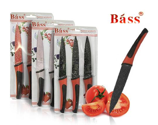 چاقوی 3 تکه لیزری گرانیتی Bass