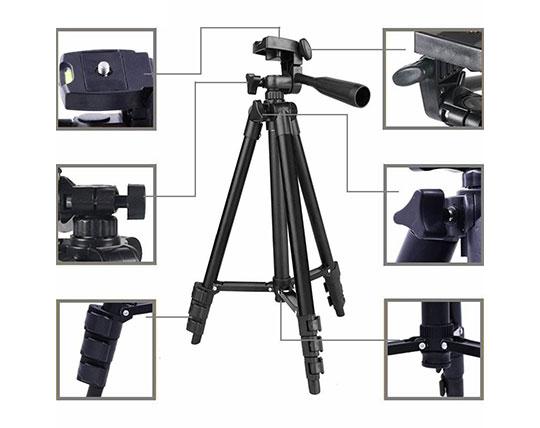 سه پایه دوربین مدل Tripod 3120A