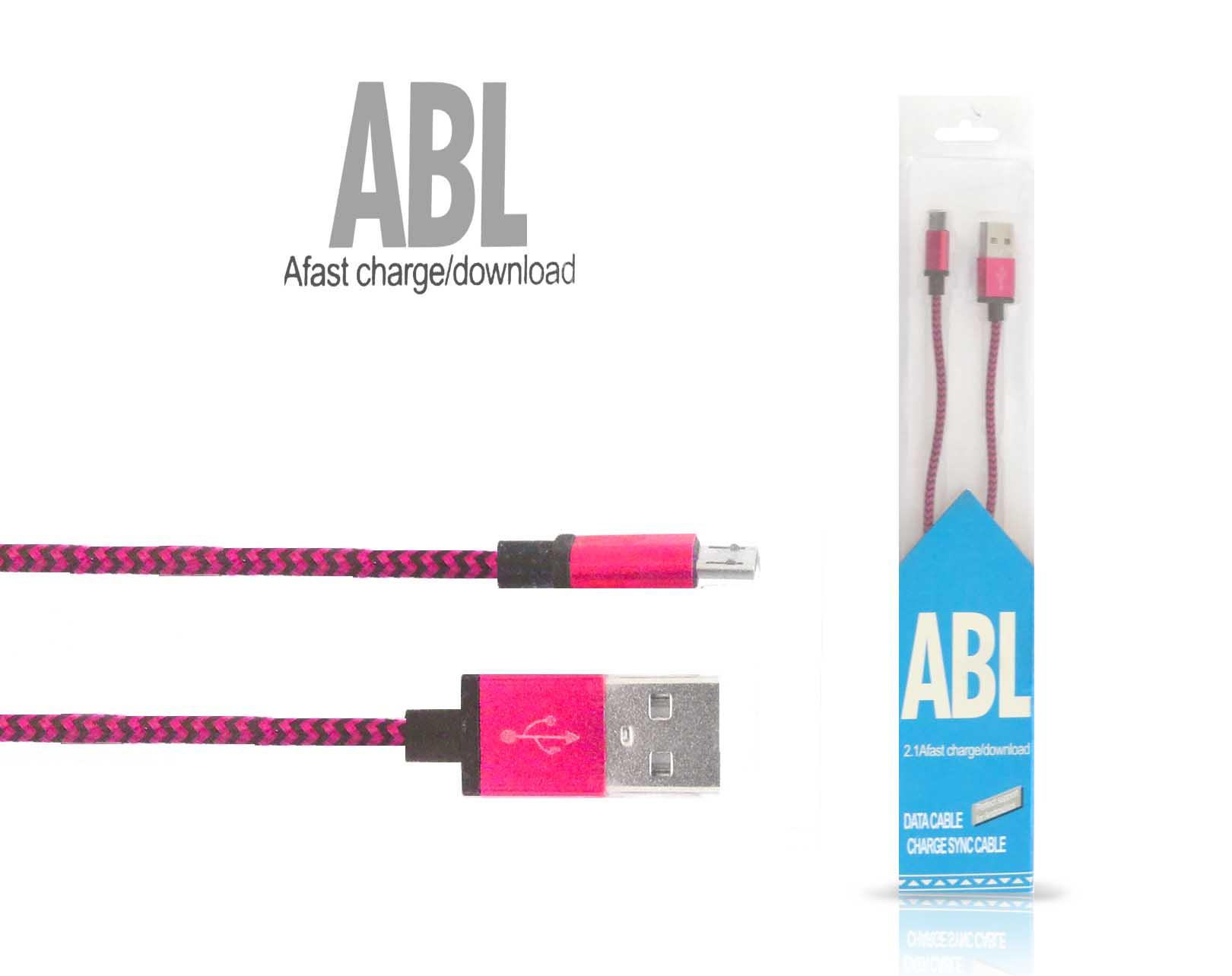 کابل شارژ فست مخصوص اندروید ABL