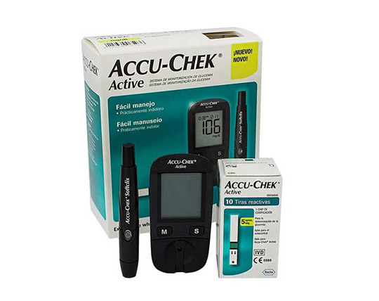active-acu-check-blood-suger-tester