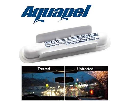 پد آبگریز مخصوص ضد آب و آبگریز کردن شیشه Aquapel