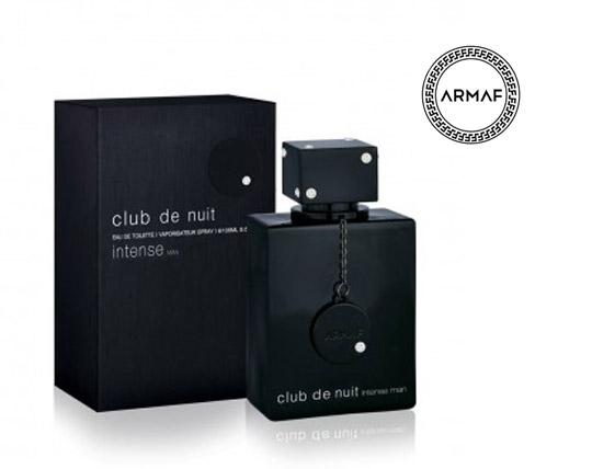 عطرادکلن مردانه آرماف کلاب Armaf Club de Nuit Intense