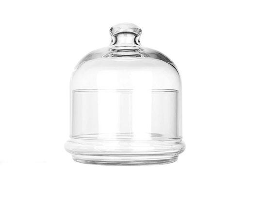 بانکه عسل شیشه ای طرح آرون