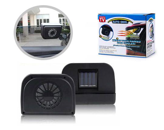 پنکه خورشیدی Auto Cool