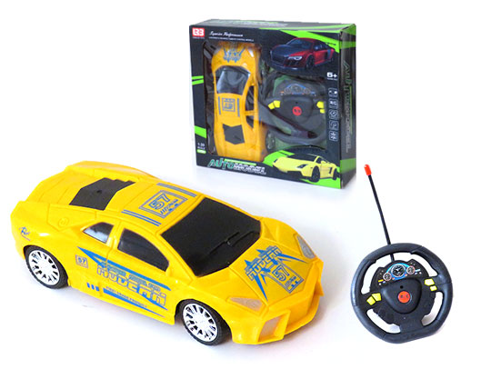 ماشین کنترلی فرمان دار Auto Model