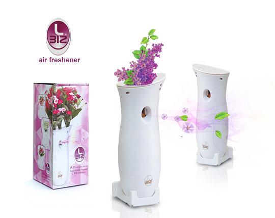 گلدان اتوماتیک خوشبوکننده هوا LBIZ