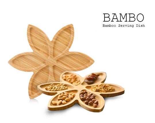 اردورخوری طرح گل بامبو BAMBO